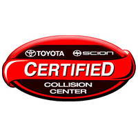 Toyota Certified Collision Center - AB Collision